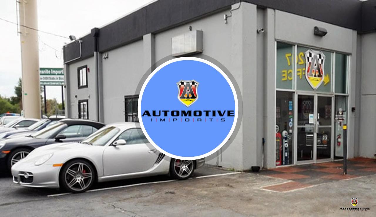 Automotive Imports