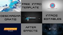 TOP 5 Intro Templates   Intros Editables   Proyecto Adobe After Effects   part 1