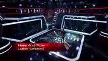 """Daniel James sings """"Here and Now"""" - Blind Auditions - The Voice Nigeria Season 2"""