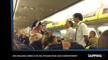Des Anglaises virées d'un vol Ryanair, les passagers applaudissent (vidéo)