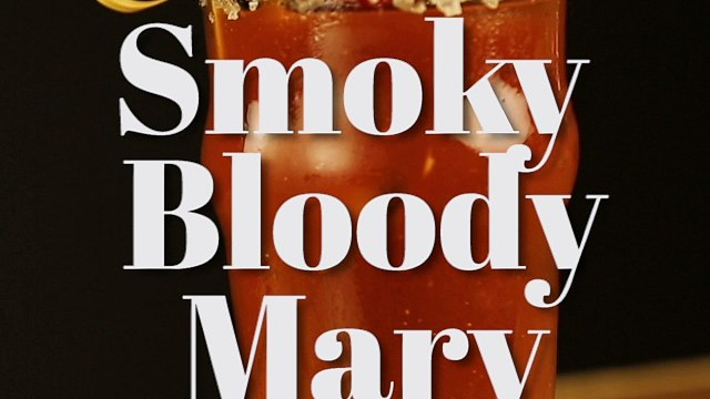 Smoky Bloody Mary Cocktail Recipe - Liquor.com