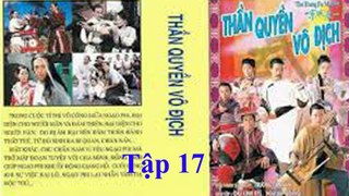Than Quyen Vo Dich Tap 17 The Kungfu Master 2000