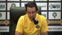 Foot - PSG : Unai Emery esquive le sujet Neymar