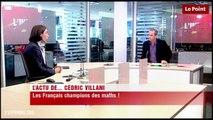 Cédric Villani, le mathématicien devenu député