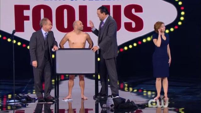 Penn & Teller: Fool Us Season 4 Episode 4 : 50/50 Chance / live Stream