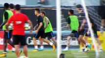 Neymar Horror fight vs Nelson Semedo in training session FootyHL