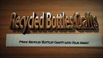 Et bouteilles papier carton artisanat Bureau Bureau bricolage maison Comment idées faire faire organisateur Plastique recyclé à Il