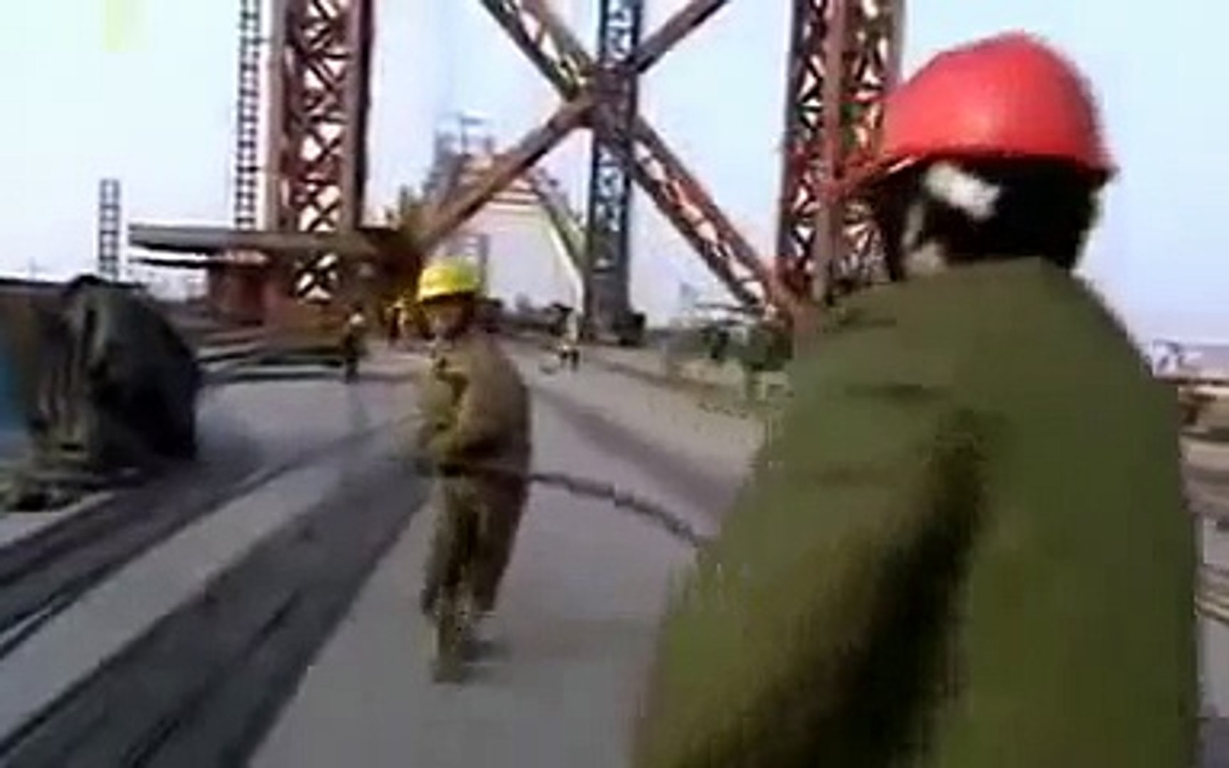 Lupu Arch Bridge China - Megastructures Documentary - National Geographic Documentary
