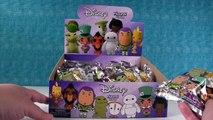 Disney Series 5 Figural Keyrings Blind Bag Opening   Frozen Toy Story   PSToyReviews