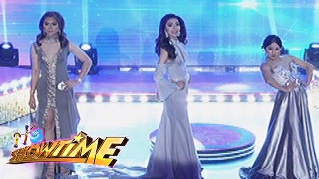 It's Showtime Miss Q & A: Juliana Parizcova Segovia wins her 8th crown