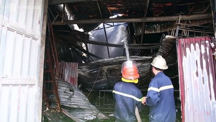 Fire kills eight at a confectionery facility outside Hanoi