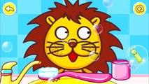 Bébé brosse des jeux en bonne santé Comment enfants Apprendre petit mon douche douche les dents à Il Panda ect  