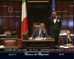 Silvia Giordano: decreto vaccini: avete pensato più ad equilibri politici che a migliorarlo - MoVimento 5 Stelle - M5S