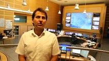 Rencontre avec le centre d'information trafic à Vedène