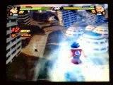 """DBZ Tenkaichi 3 [Goku """"begin"""" vs Roi Vegeta]"""