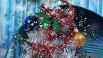 Et Noël décoration gelé enfants chanter arbre visites Santa anna anna elsa les chants de Noël