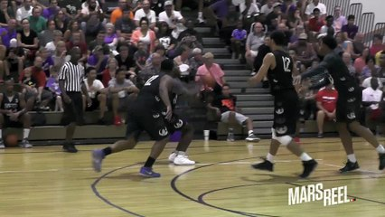 Michigan State SG Josh Langford Tears Down Moneyball Pro-AM!!!