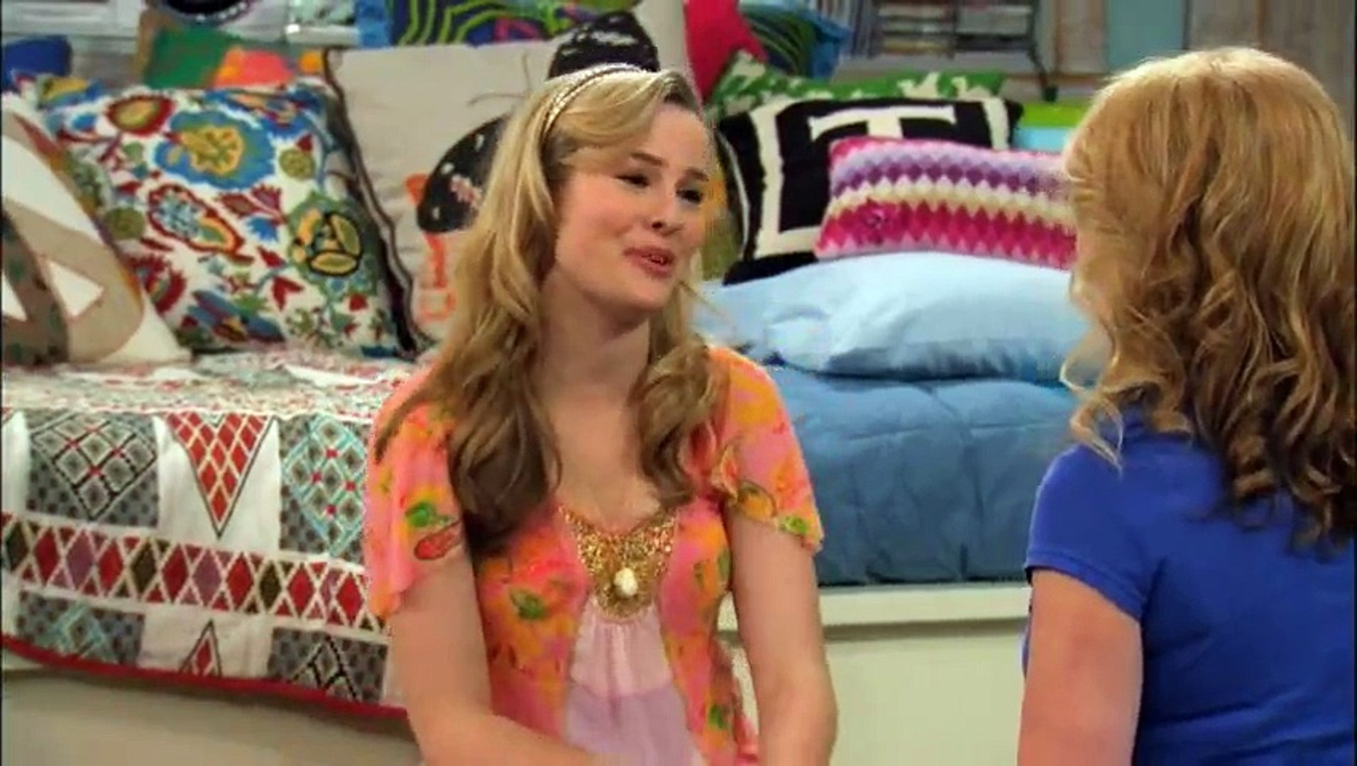 Good Luck Charlie S01e23 Pushing Buttons Video Dailymotion