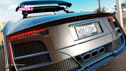 Forza Horizon 3 : Regalia de FFXV