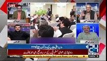 Ch Ghulam Hussain claim Shahid Khaqan Abbasi corruption