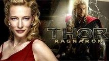 Cate Blanchett Reveals Why She Joined Thor: Ragnarok