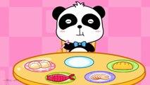 Et bébés bébé Tous les jours faire amusement amusement enfants Apprendre vie Quelle ce qui mots Panda |