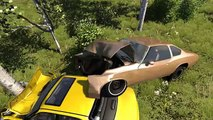 Course pour et garçons test camions break crash jeu voitures voitures de police accident