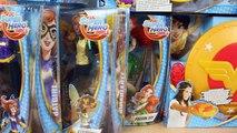 Filles héros DC Super accessoires de poupée de super-héros Mattel