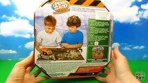 Una y una en un tiene una un en y rotura edificio Niños Fresco para divertido Casa Niños cinético arena juguete televisión 123abc