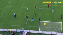 Brahim Diaz Goal HD - Manchester City3-0Tottenham 30.07.2017