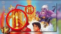 Parte chocante parte superior Disney 10 fs 3