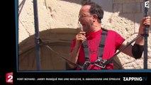 Fort Boyard : Jarry terrifié par une mouche, il abandonne une épreuve (Vidéo)