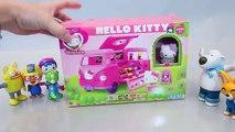 Coches hola hola hola ¡hola ¡hola bote juguetes Contacto juguete Hola gatito del bocado furgonetas coches Pororo Pororo Casa мультфильмы про машинки игрушки