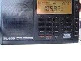 FM Radio Band Scan With German & Dutch Tropo DX Clacton Essex