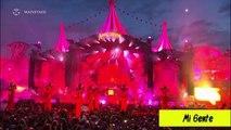 David Guetta - Mi Gente J Balvin Remix - Tomorrowland 2017 - 30072017