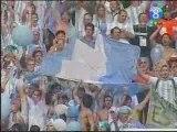Hymne Argentin (Allemagne-Argentine WC2006)