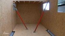 Tiny house : Un mélange de caravane et camping-car (Vendée)