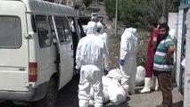 Doğu Anadolu'da Şüpheli Kanatlı Hayvan Ölümleri