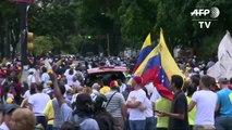 Venezuela: Reprimen opositores durante elección de Constituyente