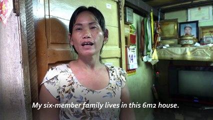 Drug district in highly-populated Saigon slum set for demolition