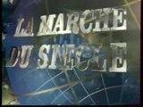 """FR3 - 18 Mars 1992 - Début """"La Marche Du Siècle"""""""