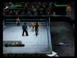 Smackdown vs Raw 2008 The Hardys vs Rated RKO(PS2)