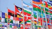 Banderas mástiles y Bandera etiqueta