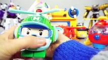 Por baño problema Super alas juguete Salto de la Temporada bokbulbok el juego de tazón, jugar Robo de coches poli Diablo Juguete del dinosaurio televisión de tubo toytubetv