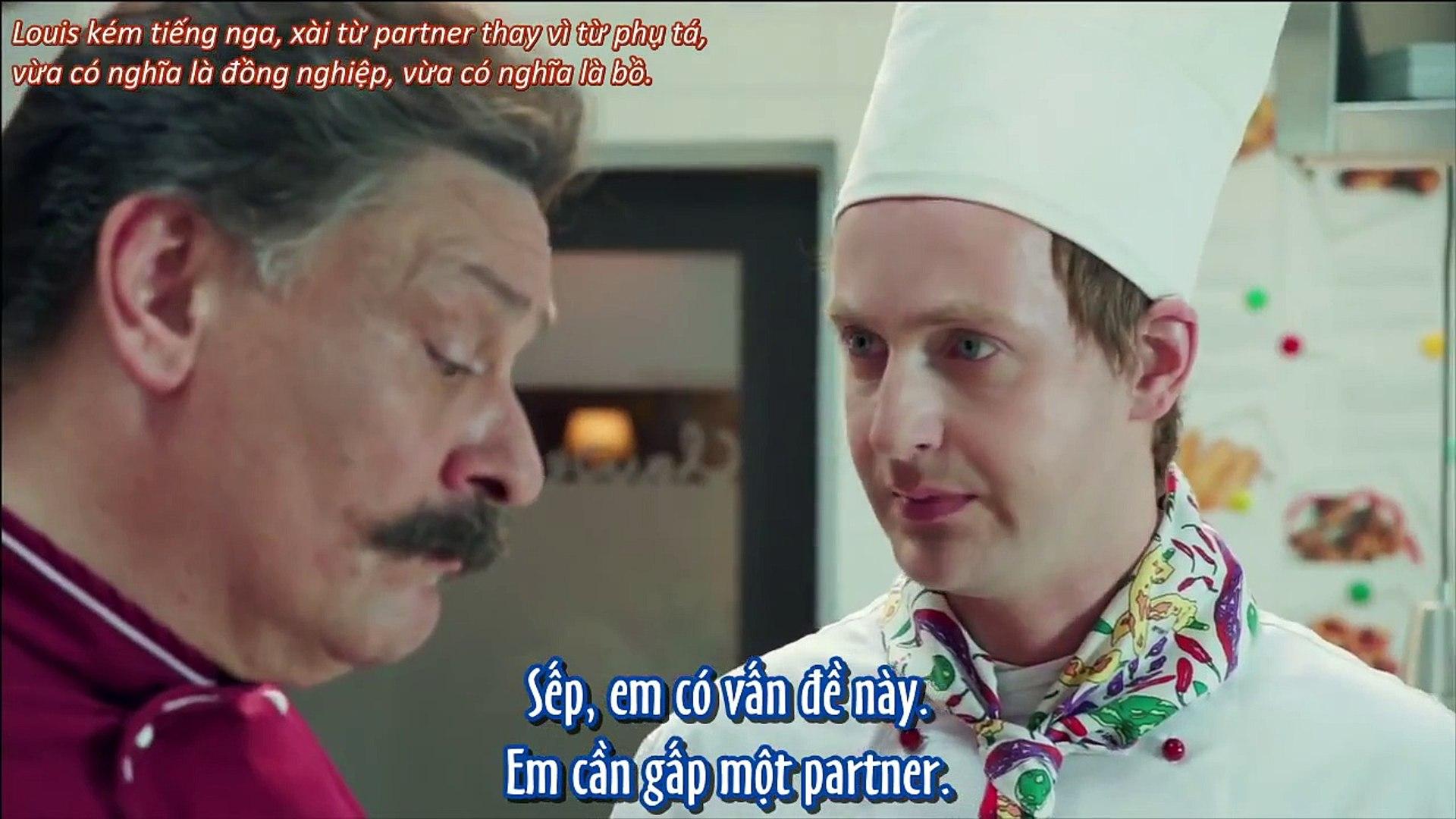 Tập 9 Kitchen - Nhà Bếp (hài Nga) (Кухня (телесериал)) 2012 HD-VietSub