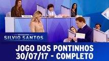 Jogo dos Pontinhos - 30.07.17 - Completo