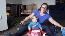 Activités bébé 12 mois et enfants 2 ans et demi