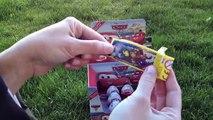 Des voitures des œufs jouets 2 oeufs 2 zaini surprendre jouets surprise Zaini