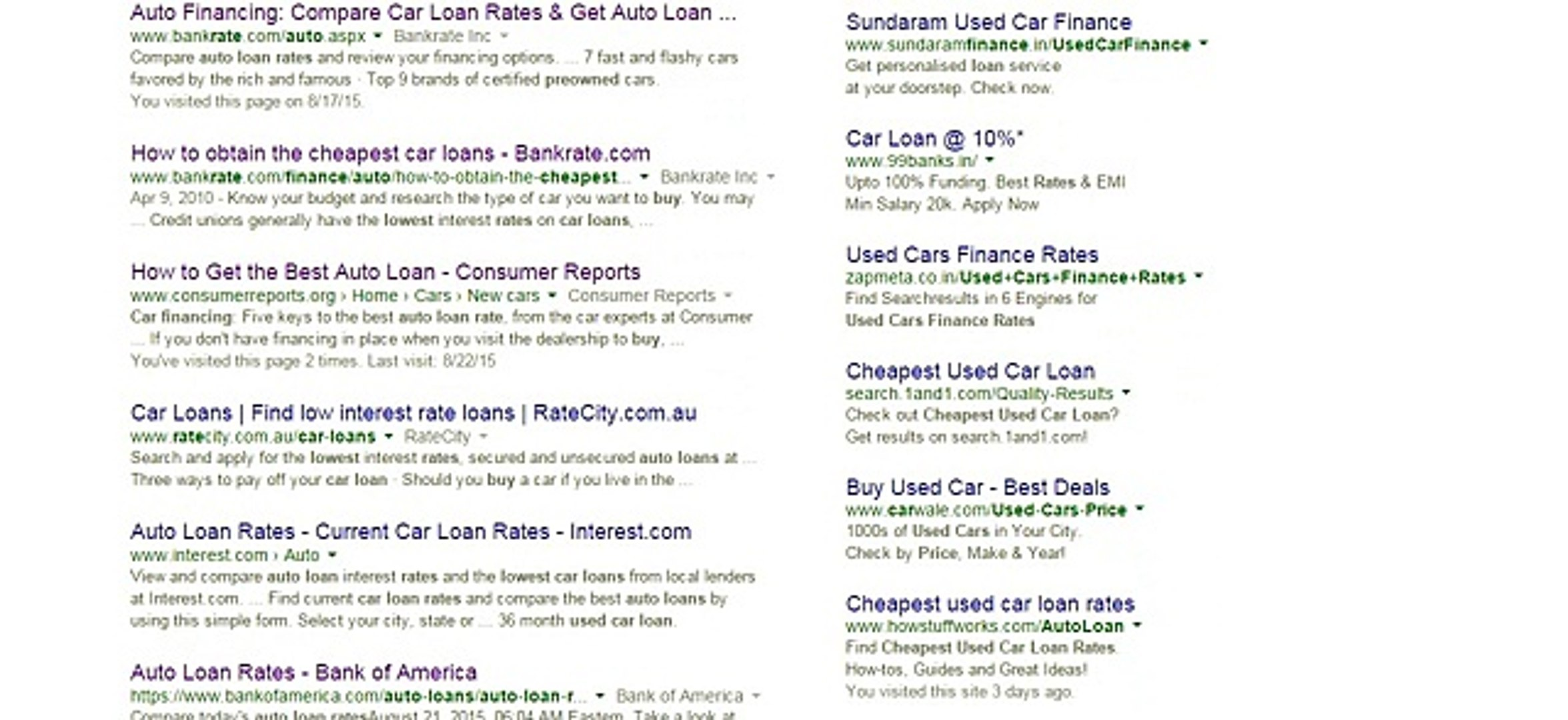 Best Used Car Loan Rates >> Cheapest Used Car Loan Rates Bank Of America Video