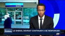 Economie: le shekel israélien devrait continuer à se renforcer